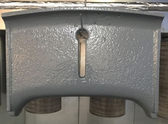 MIT Powder Coatings - LC Zinc Primer PESGY-401-SG5 - Photo Submitted by Asylum Powder Coating