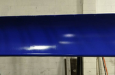 MIT Powder Coatings - Reflex Blue PESBL-402-G9 - Photo submitted by Short Iron Fabrications