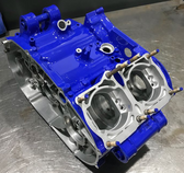 MIT Powder Coatings - Reflex Blue PESBL-402-G9 - Photo submitted by JL Engineering
