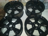 MIT Powder Coatings - High Gloss Black PESB-500-G9 - Photo Submitted by David Reichert - A1 Powder Coating
