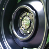 MIT Powder Coatings - Low Gloss Black PESB-500-LG3 - Photo submitted by Shawn Shippers