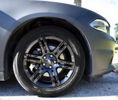 MIT Powder Coatings - Super Gloss Black PESB-403-G9 - Photo Submitted by C2 Powder