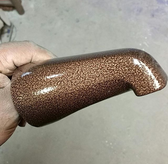 MIT Powder Coatings - Copper Vein PESSP-460-SG7 - Photo Submitted by Big Bug Welding & Coatings