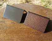 MIT Powder Coatings - SD Florida Bronze PESBR-400-LG3  & Copper Vein PESSP-460-SG7 - Photo Submitted by Wes Cone Customs