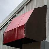 MIT Powder Coatings - Crimson Red PESR-400-SG6 & Copper Vein PESSP-460-SG7 - Photo Submitted by Asylum Powder Coating