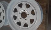 MIT Powder Coatings - SD GM White PESW-401-G8 - Photo submitted by Ben Wilson - Wilson Custom Refinishing