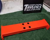 MIT Powder Coatings - Neon Orange PESO-671-SG6 - Photo Submitted by Taylors Powder Coating