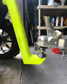 MIT Powder Coatings - Neon Yellow PESY-670-G9 - Photo Submitted by Big Bug Welding & Coatings