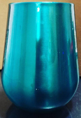 MIT Powder Coatings - Candy Teal PESB-680-G9 - Photo submitted by JMan Crafts