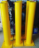 MIT Powder Coatings - Safety Yellow PESY-400-G9 - Photo submitted by Overland By Design