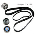 Gates Timing Belt & Pulley Kit
