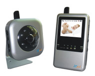 Digital High Quality Audio Video Baby or Security Monitoring System