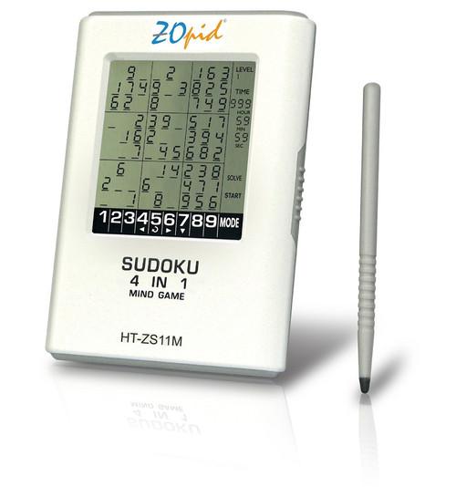 Handheld SUDOKU