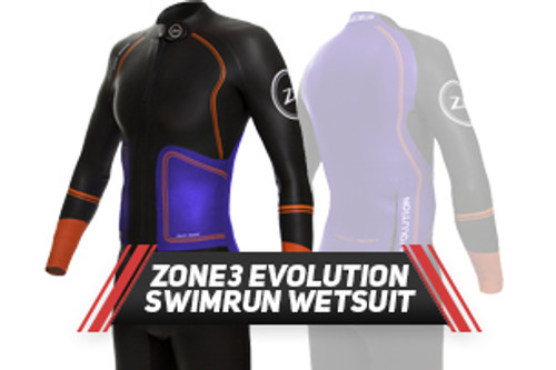 Women's - Zone3 - Evolution SwimRun Wetsuit 2017 - Full Season