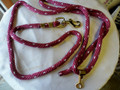 10 ft. Quality Neck Rope w/ Brass Hardware! FREE SHIP