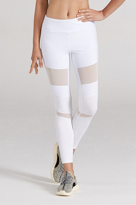 Shira Legging - White