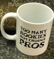 Too Many Rookies Coffee Mug