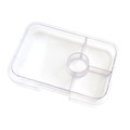 4 Compartment Clear