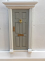 The Fairy Door Store - Grey Fairy Door