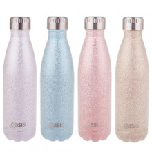 Oasis Insulated Stainless Steel Drink Bottle 500ml