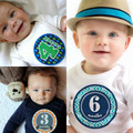 Sticky Bellies Boys Range 1-12months