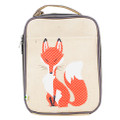 Apple and Mint Lunch Bag - Fox