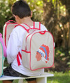 Apple and Mint Backpack - American Indian