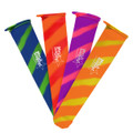 Rainbow Pack of 4 which contains a mixed variety of swirl designed Ice Pops with matching lids. Packs are chosen at random and can be any combination of mixed colours.