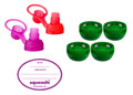Squooshi Reusable Food Pouches - Accessory Kit