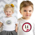 Sticky Bellies Unisex Designs 13-24 months