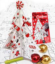 EggNogg Make Your Own 3D Christmas Tree