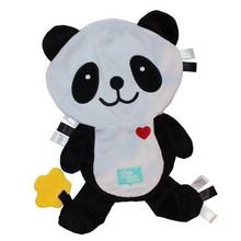 PoPo the Panda Little Num Num Taggie Comforter