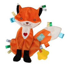 Felix the Fox Little Num Nums Taggie Comforter
