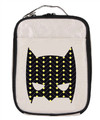Apple and Mint Lunch Bag - Superhero