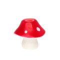 Delight Decor Mushroom Light Red