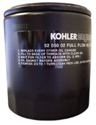 Filter Oil Kohler Rebel/peak Longer