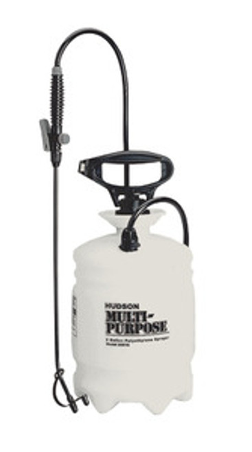 Hudson 60153 3 Gallon Plastic Multi Purpose Pump Sprayer