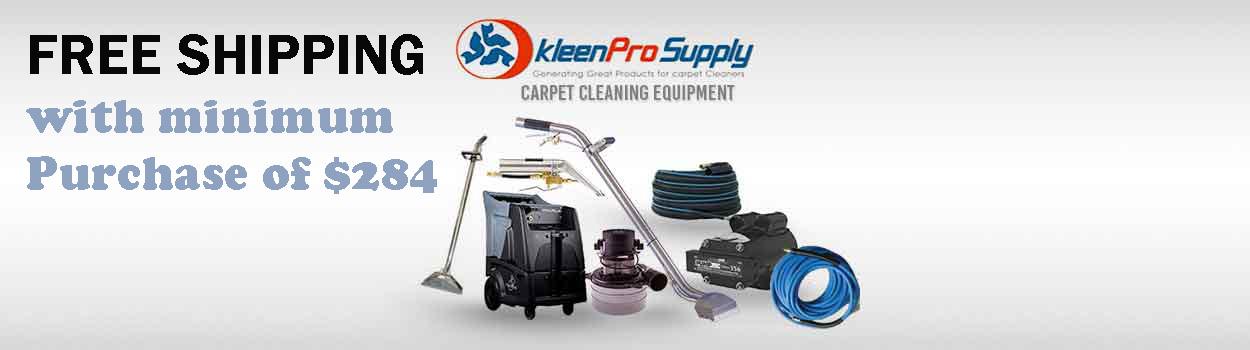 Free Shipping at Kleenpro Supply