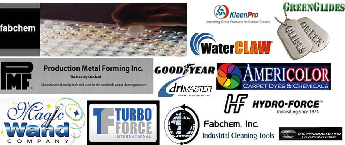 manufacturers carpet cleaning