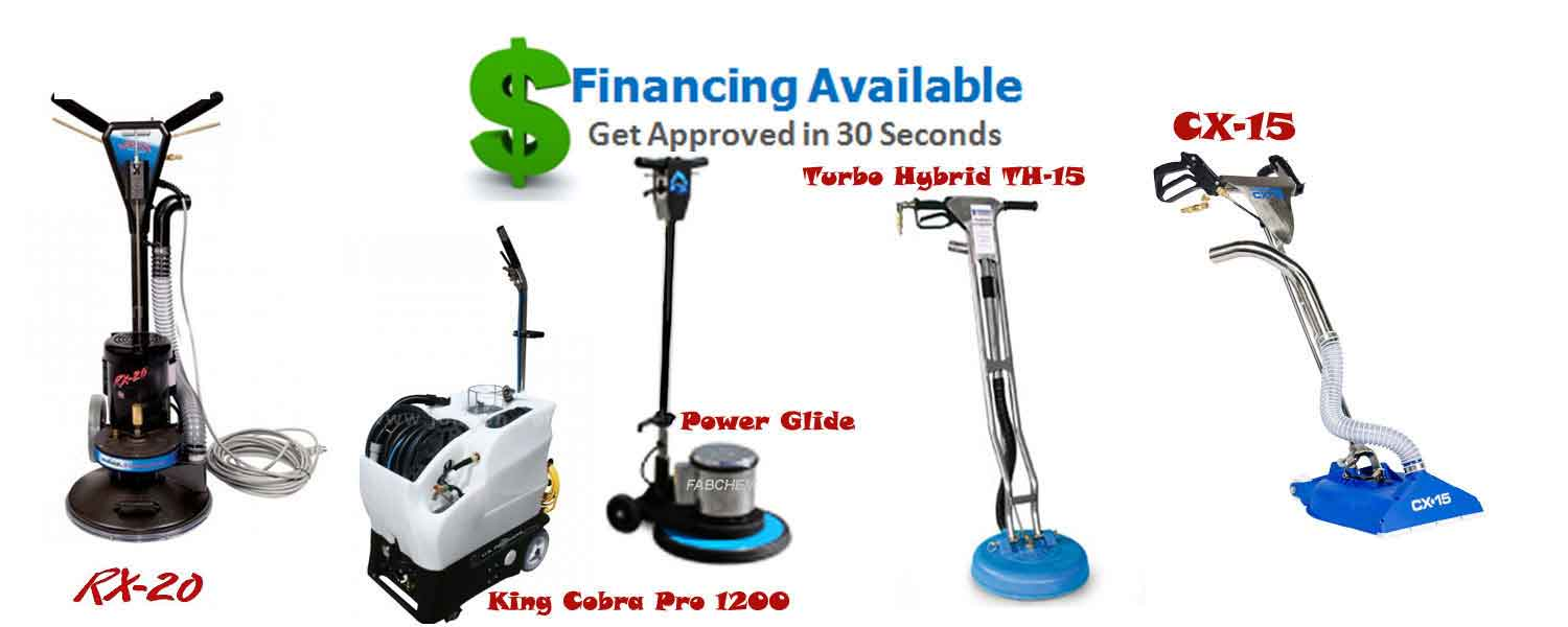 tools for carpet cleaners