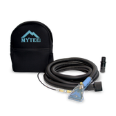 """Mytee Dry Upholstery 4"""" Tool with hide a hose"""