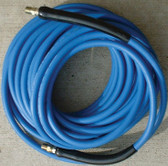 "50' Goodyear High Pressure Solution Hose Blue 1/4"""