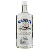 Burnetts Flavored Vodka Coconut 750ml