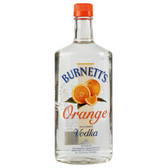 Burnetts Flavored Vodka Orange 750ml