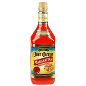 Jose Cuervo Authentic Margaritas Strawberry Lime Ready To Drink 1.75L