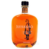 Jeffersons Very Small Batch Straight Bourbon Whiskey