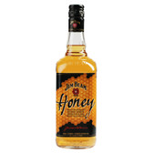 Jim Beam Honey Kentucky Straight Bourbon Whiskey 1.75L