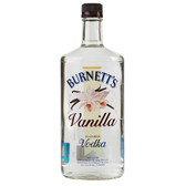 Burnetts Flavored Vodka Vanilla