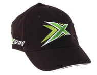 Xceed  Cap Black, Embroided