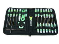 Tool Combo Set (24 pieces) with Tool bag